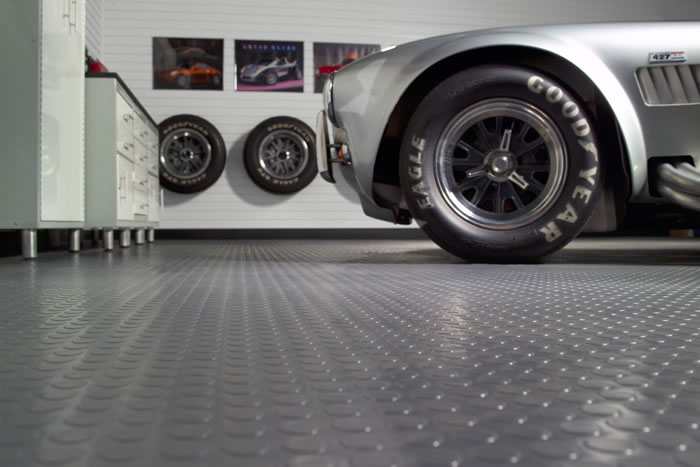 Garage Flooring Solutions Epoxy Tiles And Covers
