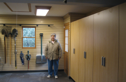 Completed Garage in Camp Hill, PA