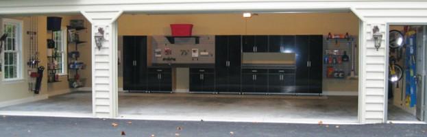 Award Winning Garage Organization and Cabinet System in York, PA