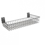 Heavy Duty Shallow Basket w/camLoc